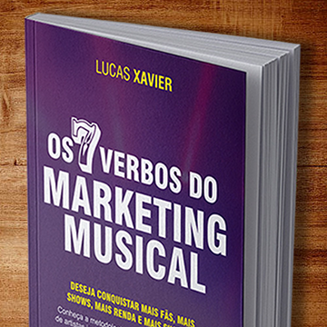 Livro - Os 7 Verbos do Marketing Musical