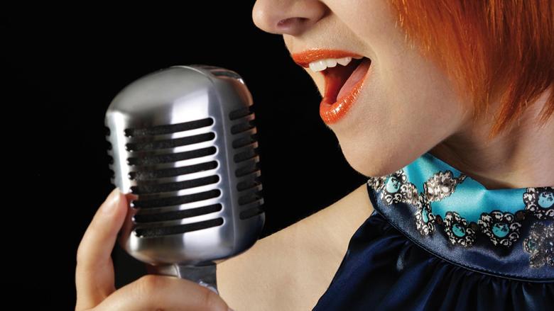 Compor uma música cantando