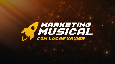 Curso de Marketing Musical - Capa Horizontal