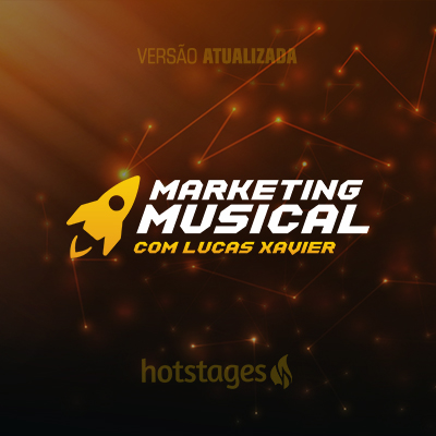 Curso de Marketing Musical com Lucas Xavier