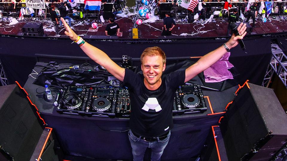 Armin Van Buuren (Holanda)