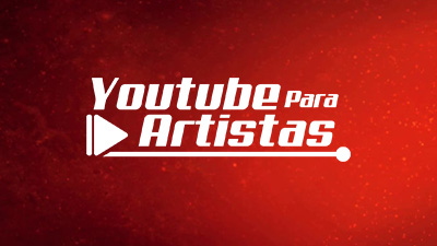 Guia de Youtube para Artistas - Capa Horizontal