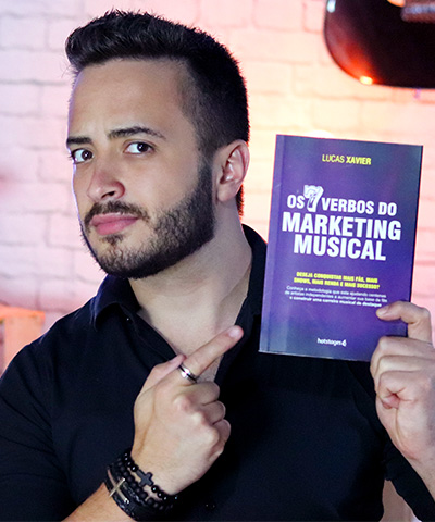 Lucas Xavier Marketing Musical Livro