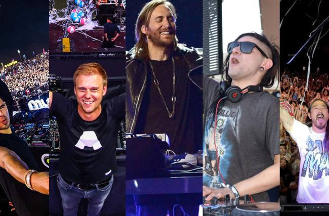 Descubra Quais são os 10 Melhores DJs do Mundo » Lista Atualizada
