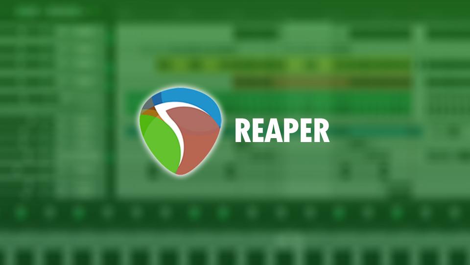 Reaper - Programas de produção musical