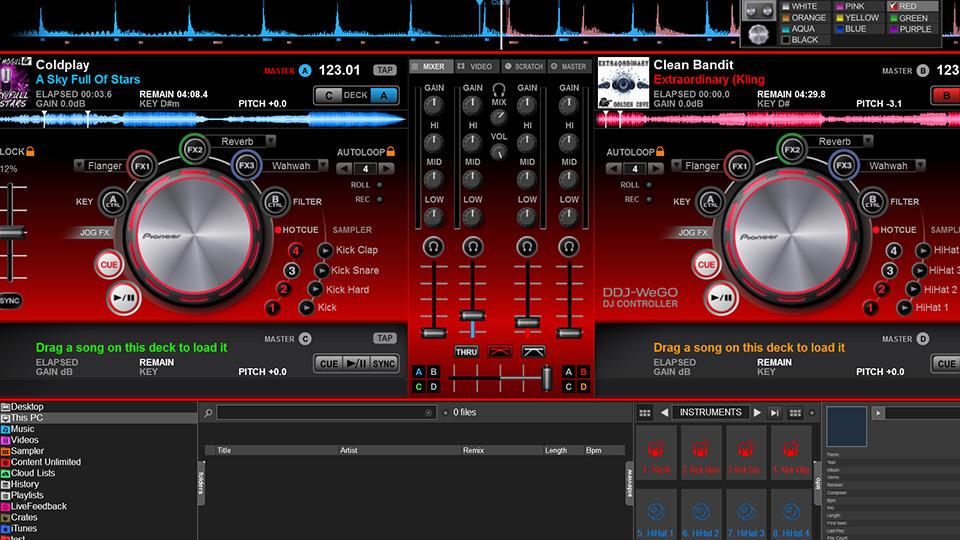 Programa - Virtual DJ