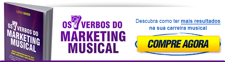 Os 7 Verbos do Marketing Musical